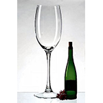 "24"" Tall Champagne Glass Vase"
