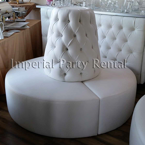 Borne Sofa with Crystals