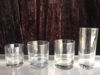 Old Fashion - High Ball Glasses