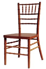 white chiavari chair rental price
