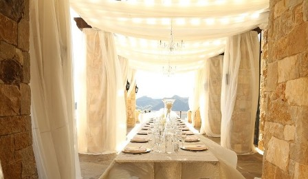 Wedding reception, dream wedding, draping, wedding chandelier